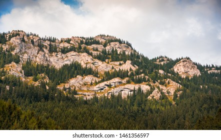 Ohniste, the Rocky Hill with Caves in Slovakia - Shutterstock ID 1461356597