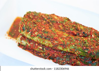 Oi kimchi, cucumber kimchi