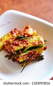 Oi kimchi, Korean cucumber pickles