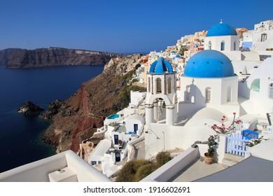 Oia - Santorini Island, Greece, Europe