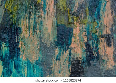 oil acrylic painting abstract texture background colorful texture degrade colors art brush stroke texture fall colors