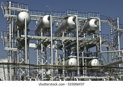 Oil company. The company for the extraction of hydrocarbons.
