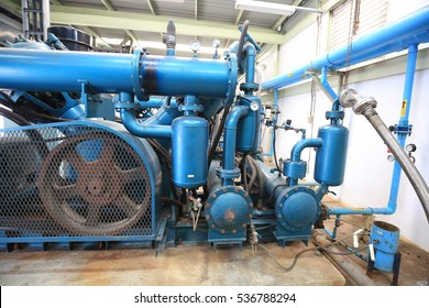 Oil cooler of air compressor of  processing platform, Heat exchanger shell and tube type for oil cooler in factory