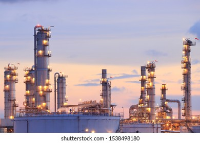 Oil and gas industry project The reflnery, mataphut lndustial Estate, is a large reflnery in Thailand.