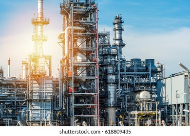 Oil and gas industry,refinery,petrochemical plant