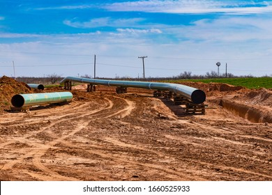 oil and gas pipeline in Permian basin