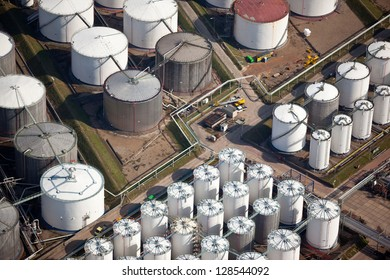 Oil and gas storage