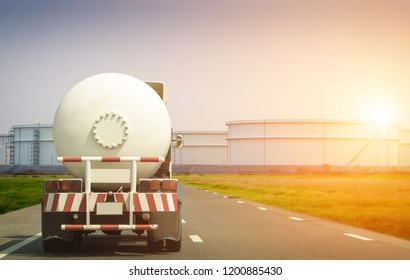 Oil and gas transportation by truck