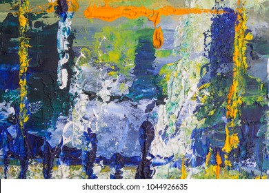 Oil paint background. Abstract oil paint texture. Abstract background. Skratched background. Oil. Cover design concept.