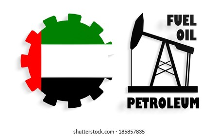 oil production country United Arab Emirates