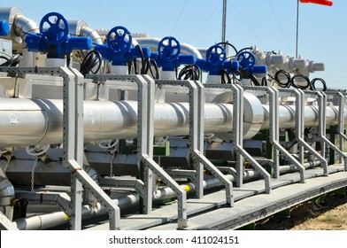 Oil Production Manifold