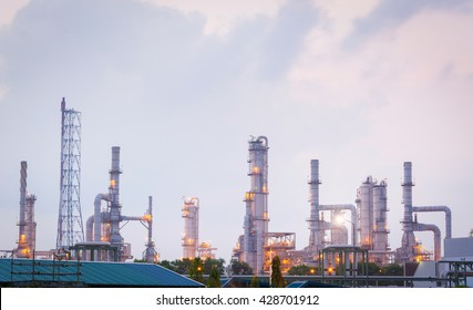 Oil refinery industry , Petroleum factory , Oil and gas industry , Refinery gas