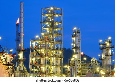 Oil refinery Petroleum Production