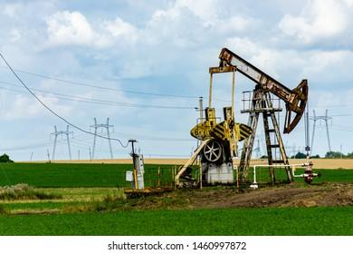 Russian Oil Images, Stock Photos & Vectors   Shutterstock