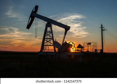 """oil rigs in Russia, the inscription on the plates """"Attention start automatic"""", """" Unauthorized access is prohibited"""""""