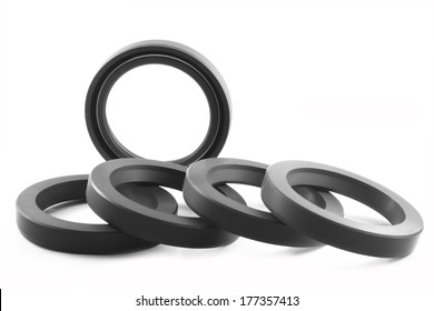 Oil Seal chemical resistant for Industrial