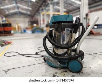 Oil suction machine, Garbage machine, Floor cleaning machine.