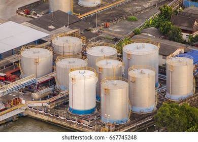 Oil tank and Industrial storage Fuel for supply logistics and aviation