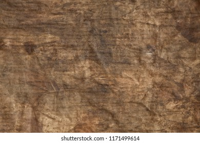 Oily old rag texture background