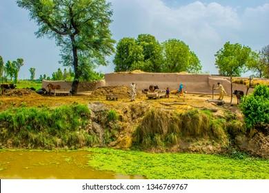 Punjab Village Images Stock Photos Vectors Shutterstock