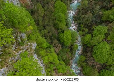 Okatse Canyon I