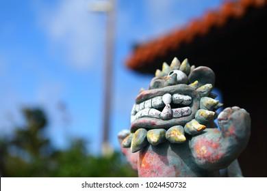 Okinawa in Japan