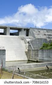 Okinawa Prefecture Kin Town Kin Dam