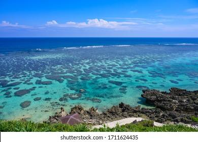 沖縄県宮古島インギャル海洋園