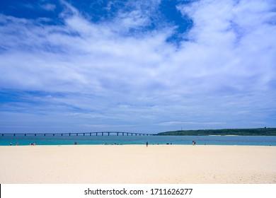 沖縄県宮古島米波前浜