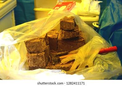 Okinawa's brown sugar
