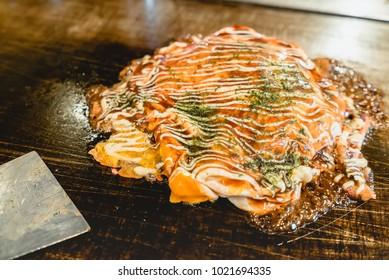 Okonomiyaki, Pancake, Japanese snacks