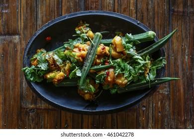 Okra recipe