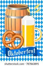 Oktoberfest - poster, placard