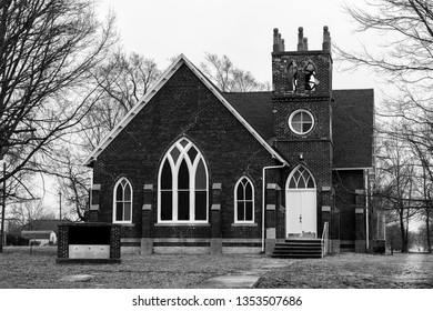 Old Abandoned Historic Church