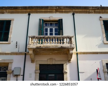 Old aging traditional town house Limassol Cyprus - Real Estate city hidden gem opportunity