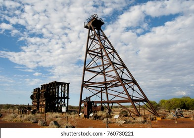 Old Agnew Mine Shaft - Australia