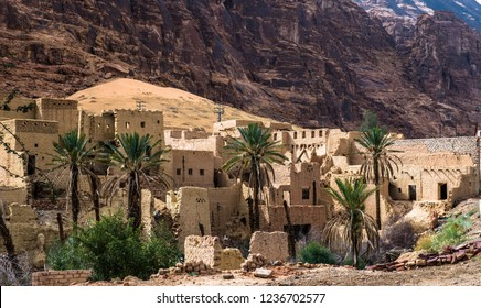 old AL- Ula city in kingdom of Saudi Arabia, February 2014