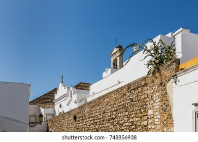 In the old alleyways of Faro on the coast of southern Portugal, the capital of the Algarve district