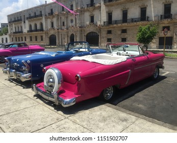 Old Americans in Havana