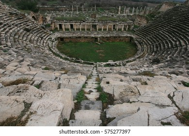 old amphitheater - Afrodisias, Turkey