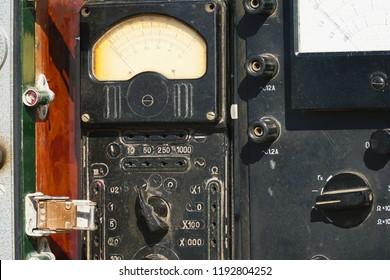 Amperometer Images, Stock Photos & Vectors | Shutterstock
