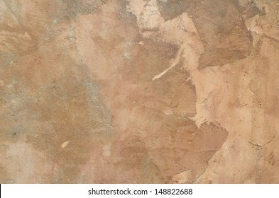 Old  ancient worn wall background