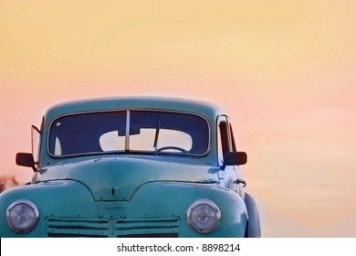 Old antique cars Cuba