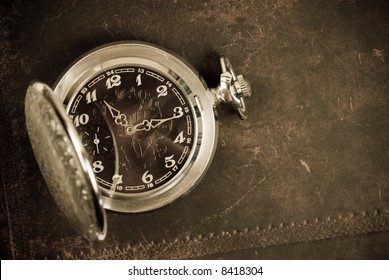 Old antique swatch