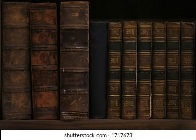 Old antiquie books