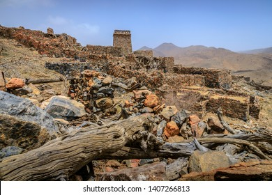 old arabian historical heritage fort in taif