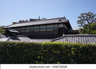 old asakura house in daikanyama, tokyo, japan