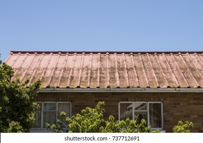 Cement Roof Images Stock Photos Amp Vectors Shutterstock