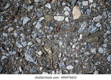 Old asphalt background texture
