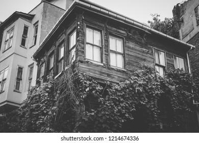 Old balat house ISTANBUL